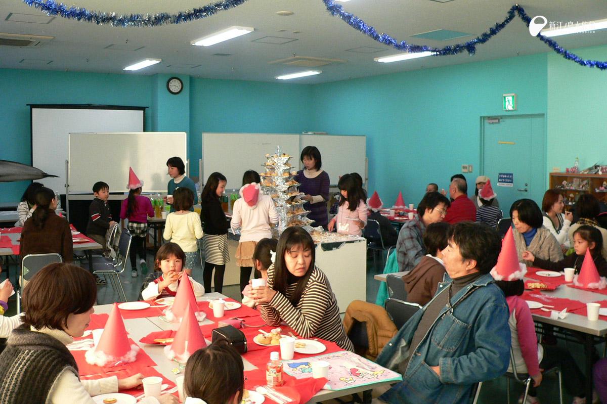 なぎさのクリスマスパーティー~みんながサンタクロース~(新江ノ島水族館)