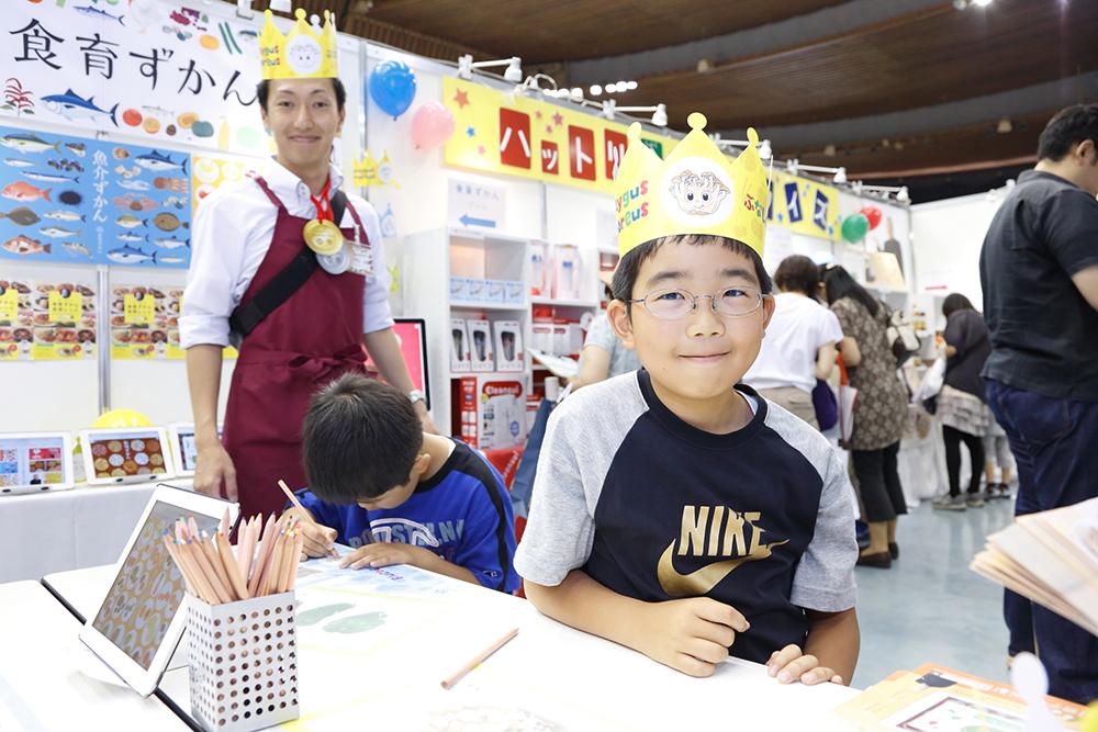 第9回 食育推進全国大会「しあわせ信州 食育フェスタ2014」が長野県長野市のエムウェーブで6月21日(土)22日(日)の二日間開催され、27,200人がご来場されました。