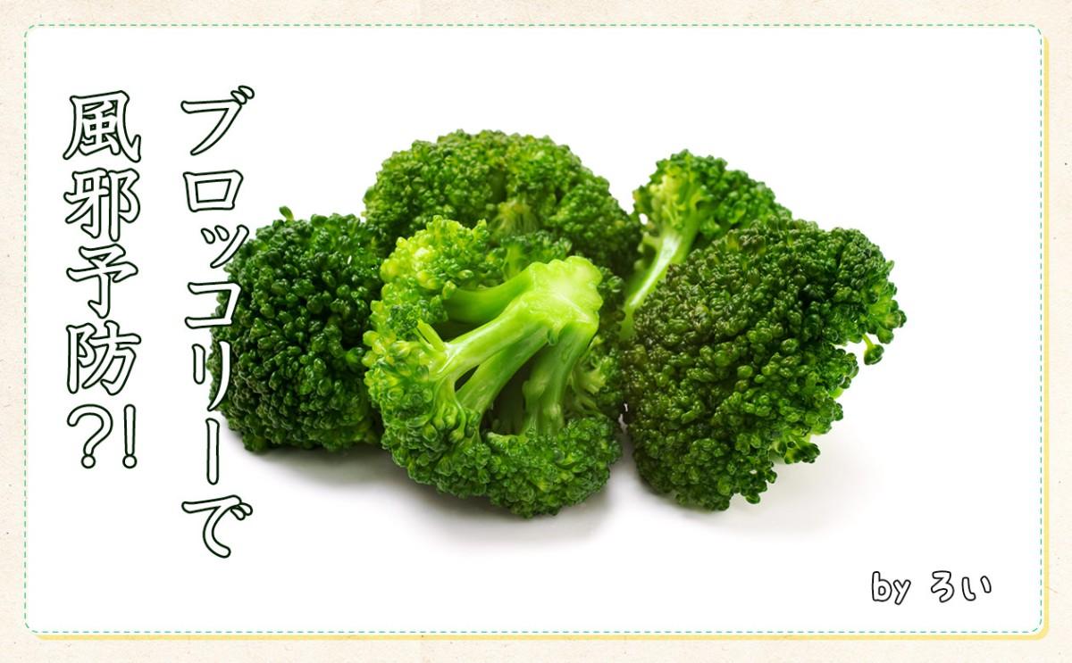 捨てるところなし!万能野菜「ブロッコリー」の活用術!