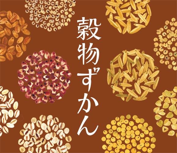 穀物ずかん