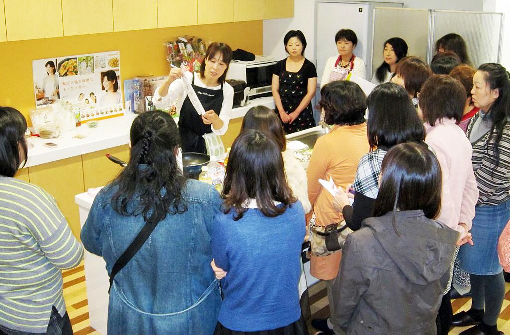 【5/26(火)】キッコーマンうちのごはん工場見学&『食育』講座のご案内