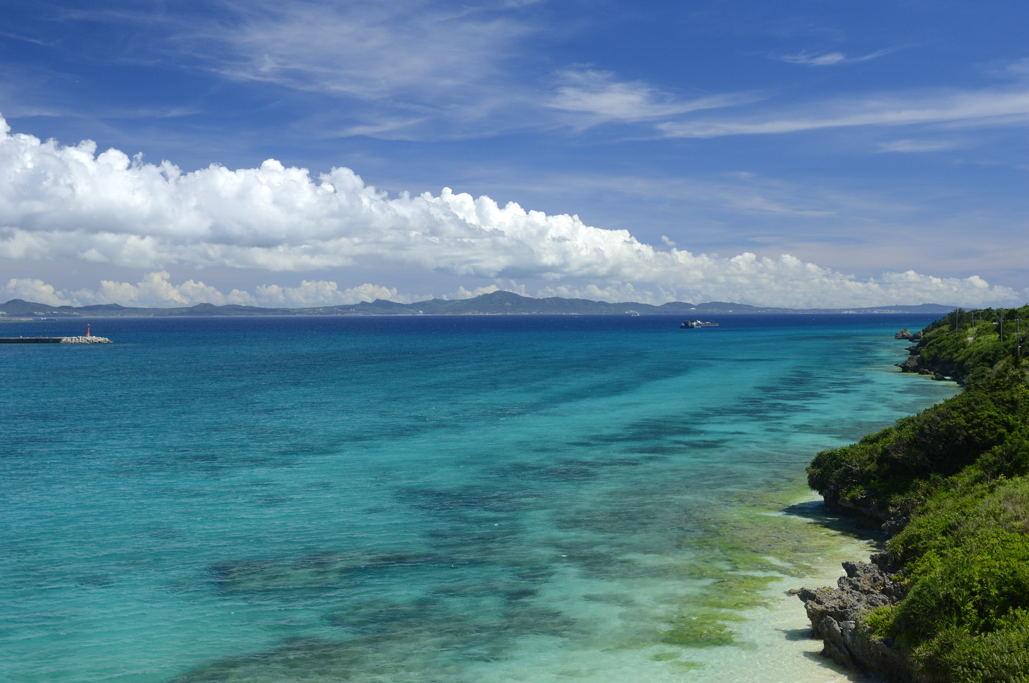 沖縄は真夏並みの暑さ!