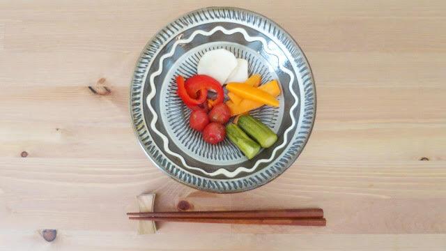 簡単で美味しい「ジャーピクルス」(しかも長持ち!)。 彩りもキレイなので、テーブルもお洒落に演出できますね。