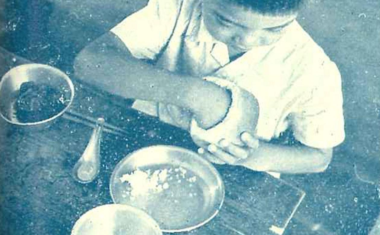 昔の給食レシピを再現!②【昭和30年代前半】