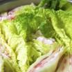 お鍋に欠かせない!旬の白菜を食べよう