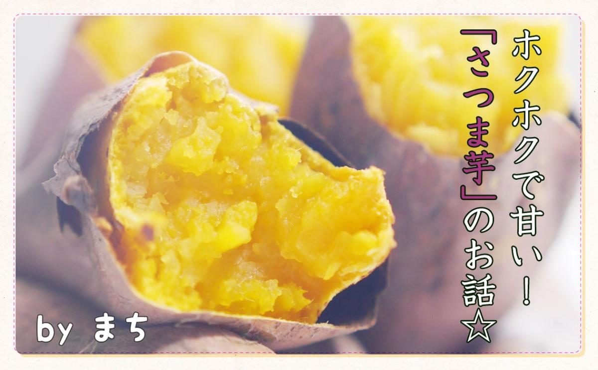 ホクホクで甘い さつま芋を味わう方法とは?