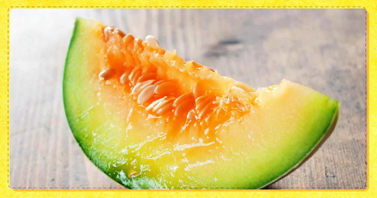 果物 メロン