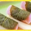 関東と関西で違う!?淡いピンクの和菓子「桜餅」のお話。