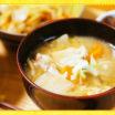 食事に欠かせない和の「汁物」について学ぼう!!
