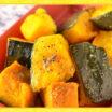 黄色には嬉しい効果が!どんな料理にも合う「かぼちゃ」について