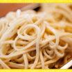 代表的な日本の麺類「そば」の起源に迫る!