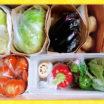 鮮度が命の野菜たち!長くおいしく楽しむための保存法!