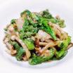 春の訪れを感じるほろにが野菜「菜の花」を食べよう!