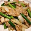 実は芽じゃない!?中華料理で大活躍「にんにくの芽」について。